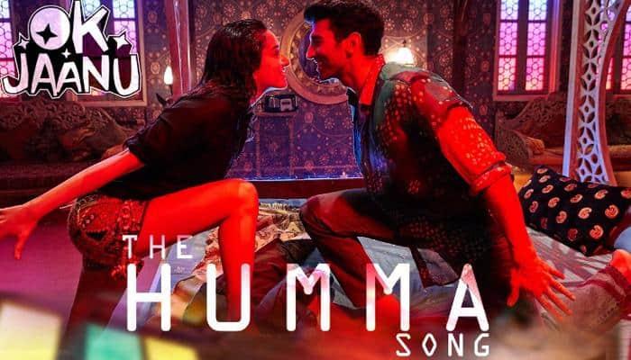 Aditya Roy Kapoor and his 'Ok Jaanu' Shraddha Kapoor spill 'Aashiqui' magic in 'The Humma Song'!