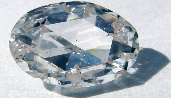 'World's biggest, best diamonds formed deep inside Earth's mantle'