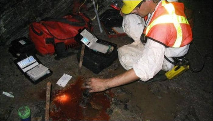 Depths of a Canadian mine reveal two billion-year-old water!