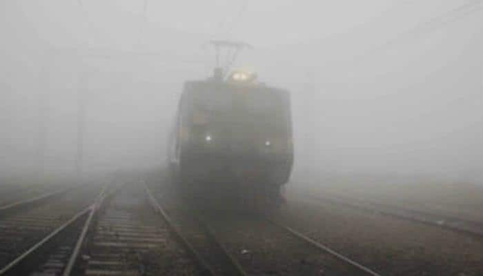 Dense Fog in Delhi: 26 trains delayed, several flights affected due to low visibility