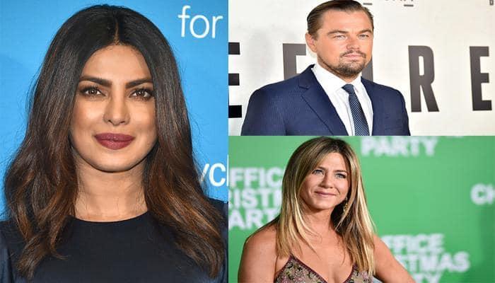 Priyanka Chopra beats Jennifer Aniston, Leonardo Di Caprio, in IMDb's most popular celebrities' list!