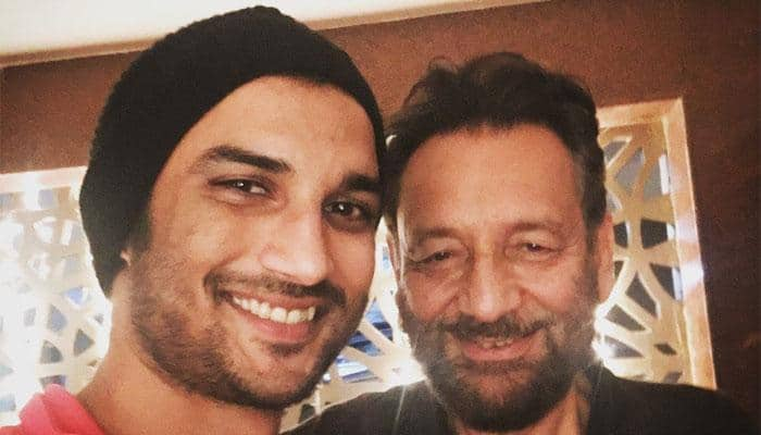Sushant Singh Rajput and Shekhar Kapur belong to the mutual admiration club