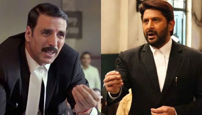 Arshad Warsi reacts to Akshay Kumar's 'Jolly LLB 2' trailer