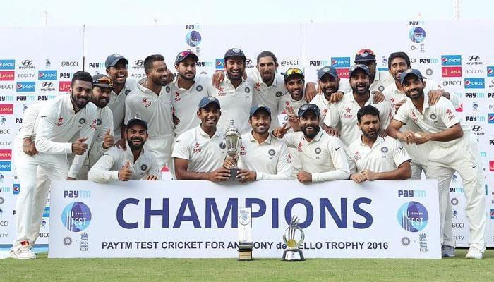 Indian cricket team is my family, says Virat Kohli