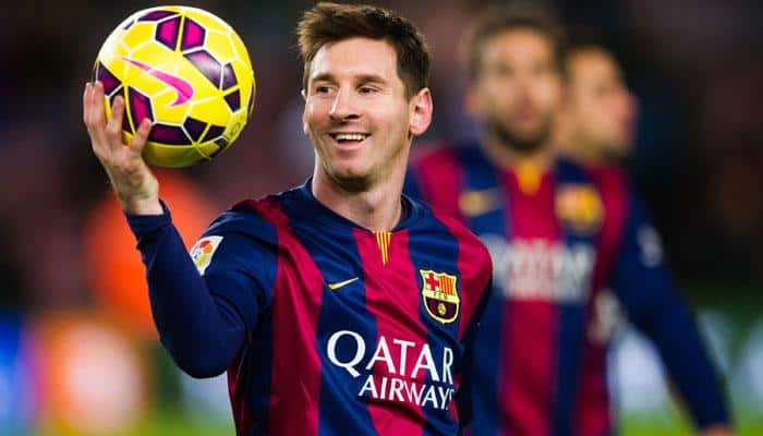 Lionel Messi deserves Ballon d`Or every year: Barcelona president