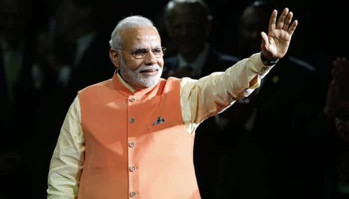 PM Narendra Modi to perform bhoomi pooja for grand statue and memorial of Chhatrapati Shivaji Maharaj