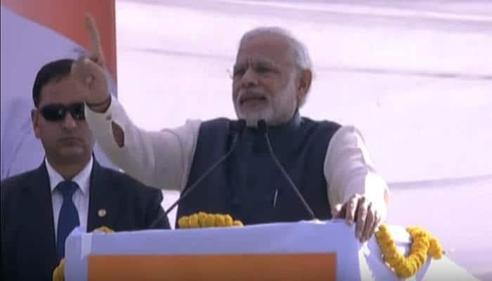 FULL SPEECH VIDEO: Public chants 'Modi, Modi'as PM Narendra Modi addresses massive crowd in Dehradun