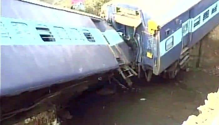 How Sealdah-Ajmer Express train accident happened near Kanpur - FULL DETAILS here