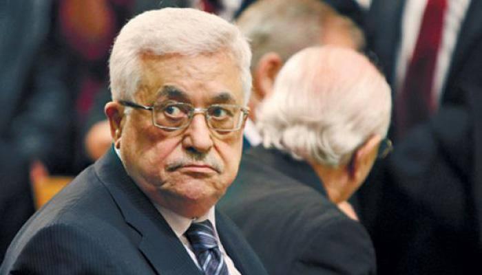Palestinians can talk peace if settlements halt: Mahmud Abbas