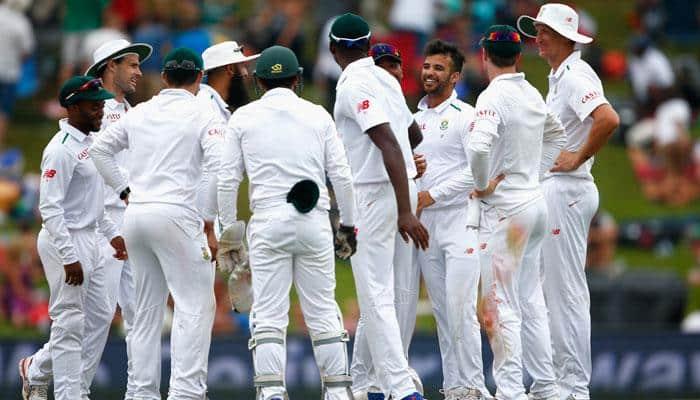 South Africa hammer Sri Lanka by 206 runs, take 1-0 lead in three match series