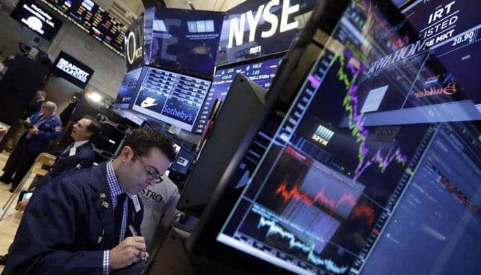 Wall Street ends solid 2016 on dour note