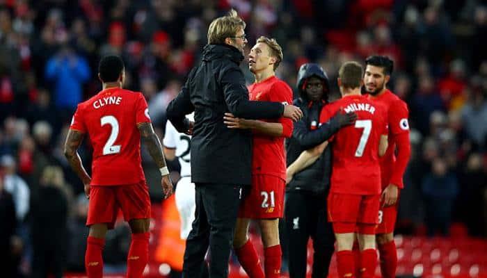 Juergen Klopp's Liverpool send warning to EPL leaders Chelsea
