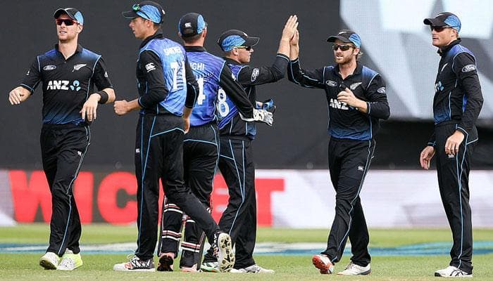 New Zealand vs Bangladesh, 1st T20: Kane Williamson, Colin de Grandhomme guide team to six-wicket victory over visitors