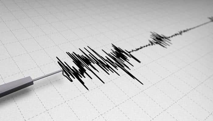 breaking news about earthquake today in india - Latest News on