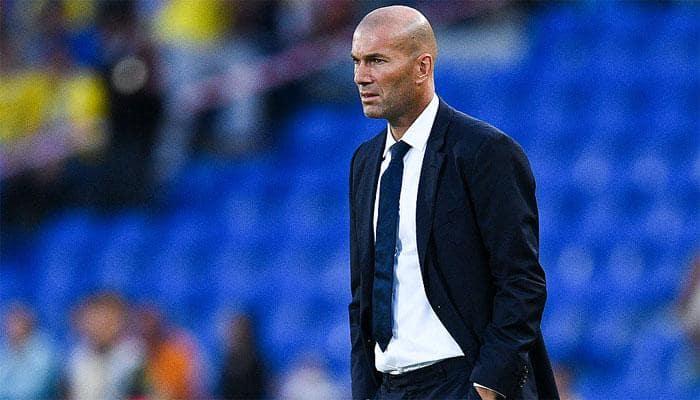 Real Madrid boss Zinedine Zidane celebrates flawless year at the club