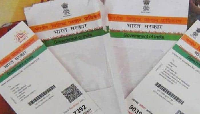 Data collection by private agencies for Aadhar not a good idea: SC