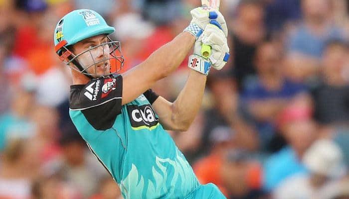 WATCH: Chris Lynn hits massive 102m six against Perth Scorchers in Big Bash League 2017