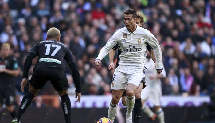 La Liga: Real Madrid thrash Granada 5-0 to equal Barcelona's 39-game unbeaten record