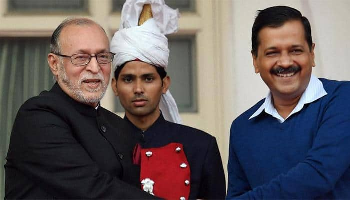 Need a parking policy for Delhi soon: Lt Governor Anil Baijal