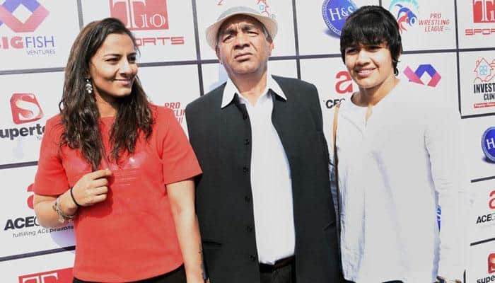 Dangal flops in PWL: Geeta Phogat, Babita Kumari all but out of Pro Wrestling League