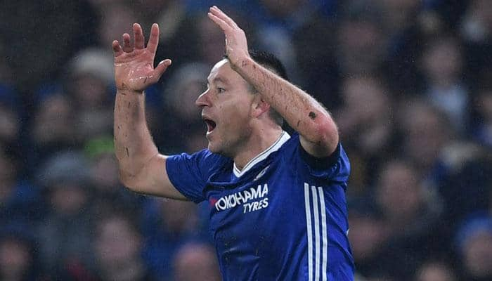 FA Cup: Chelsea may appeal against John Terry's red card