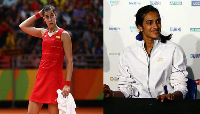 Carolina Marin shocked to know about PV Sindhu's cash rewards after her Silver at Rio Olympics