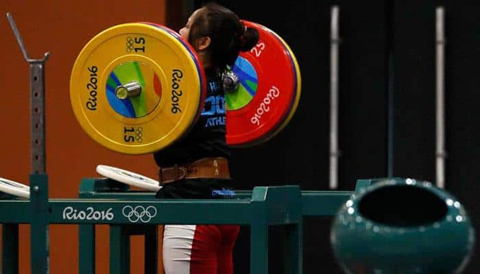 Doping charges: Three Chinese weightlifters stripped of 2008 Olympic gold by IOC