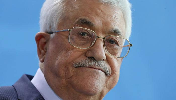 Palestinian president Mahmud Abbas warns over Donald Trump's plan to move US embassy to Israel