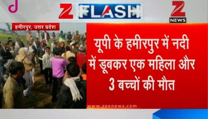 Uttar Pradesh: Boat capsizes in Hamirpur's Virma river, three killed