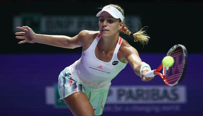 `Stressed` Angelique Kerber out of Germany's Fed Cup tie against United States