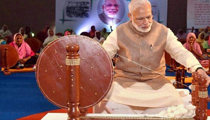 KVIC calendar row: Narendra Modi's image used without permission? PMO seeks report