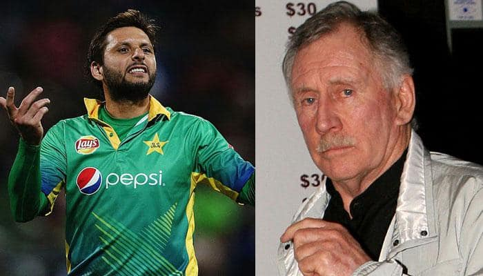 Fired-up Shahid Afridi gives strong reply to Ian Chappell's 'kick up the bum' comment