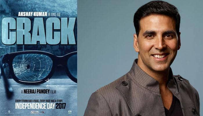 Akshay Kumar's 'Crack' shelved? Here's the truth