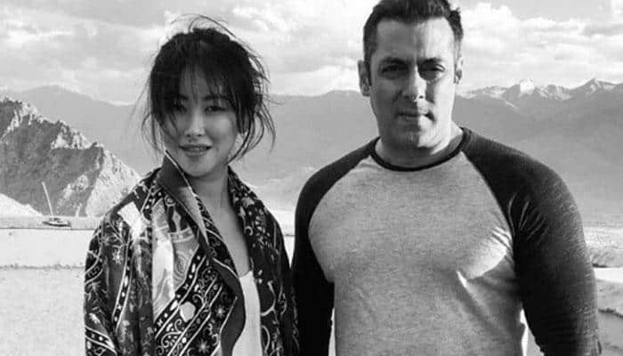 Salman Khan's 'Tubelight' actress Zhu Zhu got THIS special present from the Khan of all seasons! Guess what?