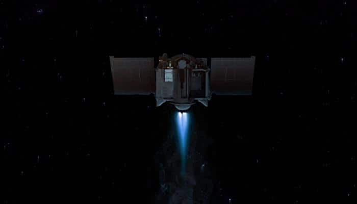It's confirmed: NASA's OSIRIS-REx successfully executes first deep space maneuver