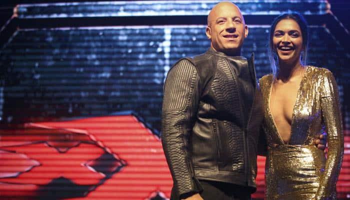"""Deepika Padukone has big crush on Vin Diesel, has """"amazing babies"""" with him in her head!"""