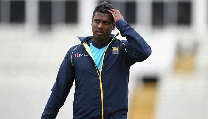 Angelo Mathews to lead Sri Lanka till 2019 World Cup : Sri Lanka Cricket