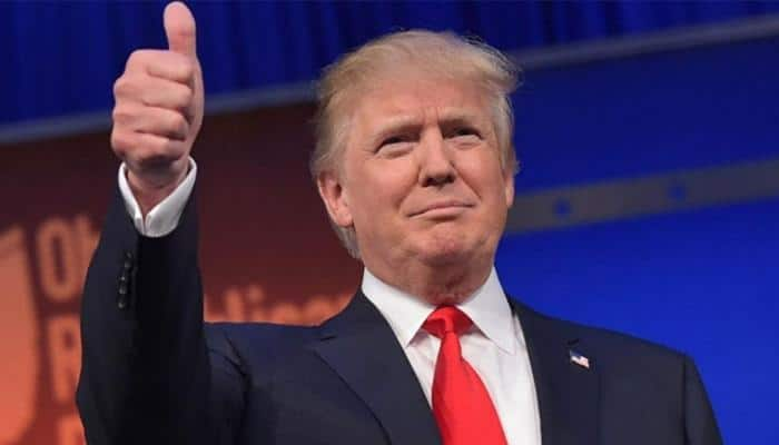 Donald Trump's swearing-in US' 58th presidential inauguration ceremony