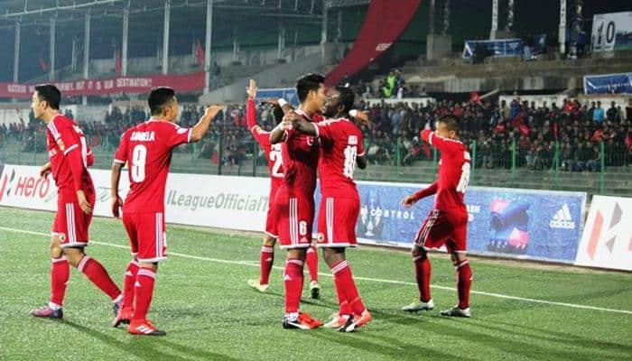 I-League: Mohun Bagan beat Chennai City; Shillong Lajong get season's first win