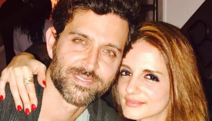 Sussanne Khan tweets about former husband Hrithik Roshan