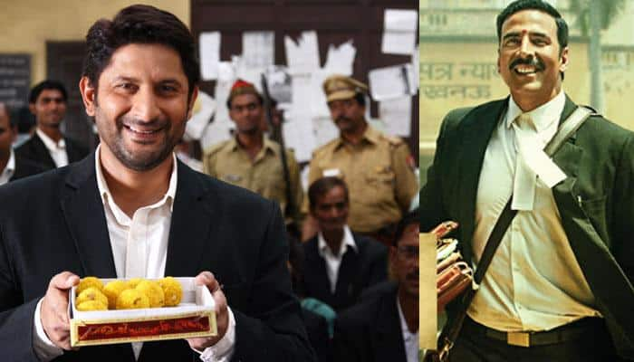Arshad Warsi is a good friend, he showed me the way of doing 'Jolly LLB 2': Akshay Kumar