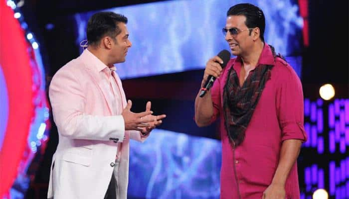 Akshay Kumar spills the beans about his equation with Salman Khan