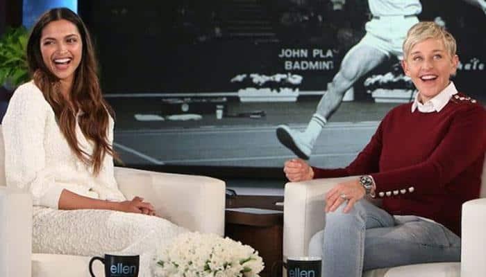 Ellen DeGeneres sends love to Deepika Padukone and Vin Diesel!