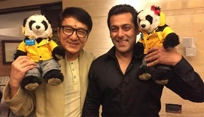 Salman Khan, Jackie Chan and Sonu Sood's 'Bhai-Bhai' VIDEO is the cutest thing you will see today