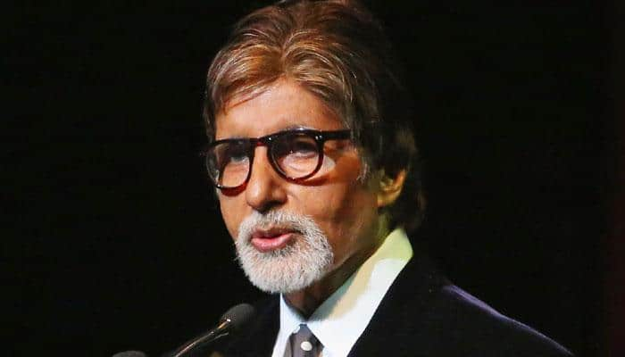 Amitabh Bachchan roots for Shivraj Singh Chouhan's Namami Devi Narmade' campaign