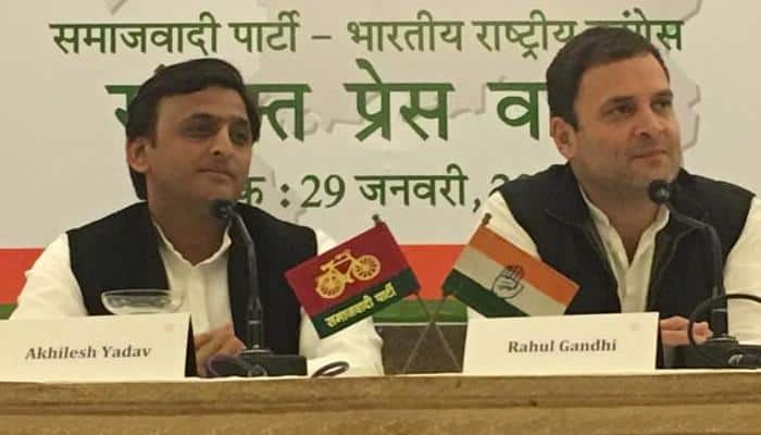 Akhilesh Yadav, Rahul Gandhi to hold joint roadshow in Agra