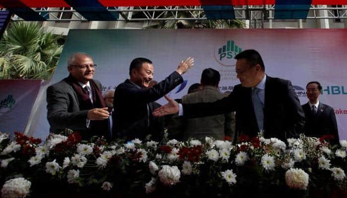 "Amid Beijing's ""Silk Road"" splurge, Chinese companies eye Pakistan"
