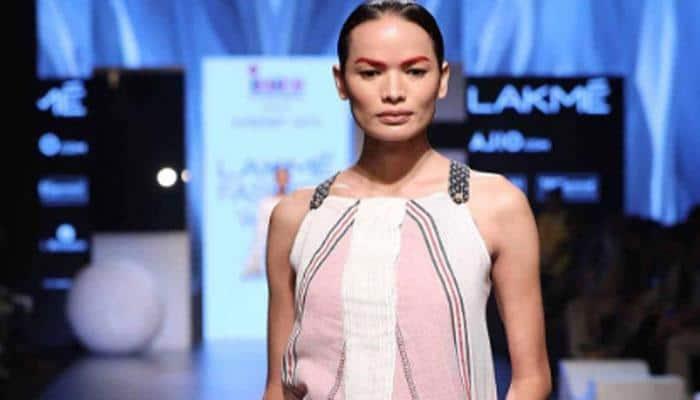 Nepalese transgender model Anjali Lama makes dream debut in India