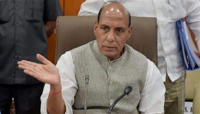 Can't rule out more surgical strikes: Rajnath Singh