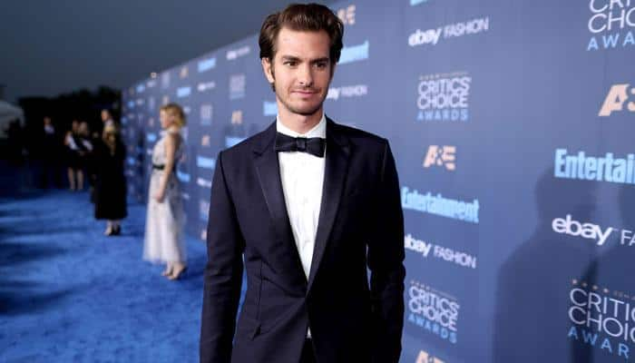 We lost our mind while making 'Silence': Andrew Garfield